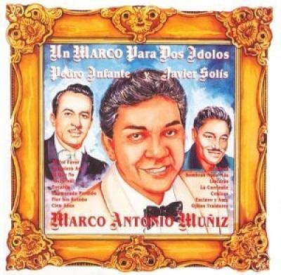 Un Marco Para Dos Idolos Pedro Infante y Javier Solis