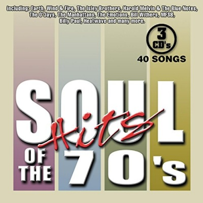 Soul Hits of the '70s [Sony Box Set]