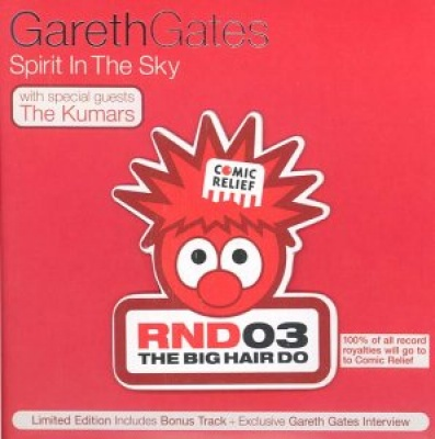 Spirit in the Sky, Pt. 2 [UK CD]