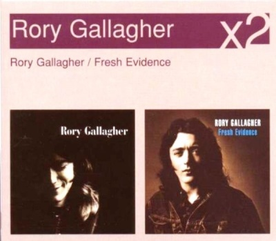 Rory Gallagher/Fresh Evidence
