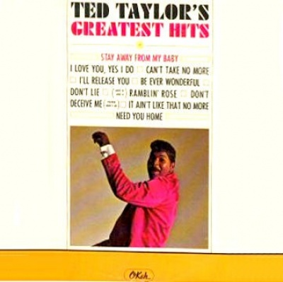 Ted Taylor's Greatest Hits
