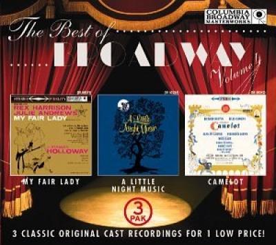 Best of Broadway, Vol. 4
