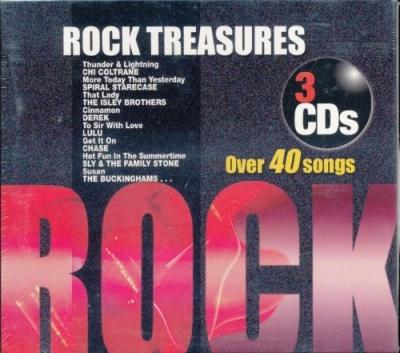 Rock Treasures [Sony]