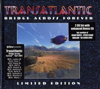 Transatlantic Bridge >> Bridge Across Forever Transatlantic Songs Reviews Credits