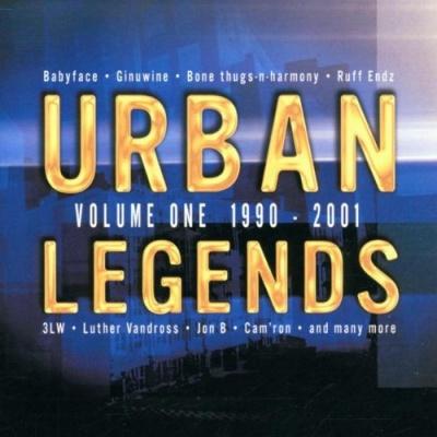Urban Legends, Vol. 1: 1990-2001