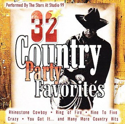 32 Party Favorites