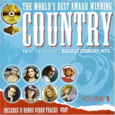 World's Best Award Winning Country, Vol. 5