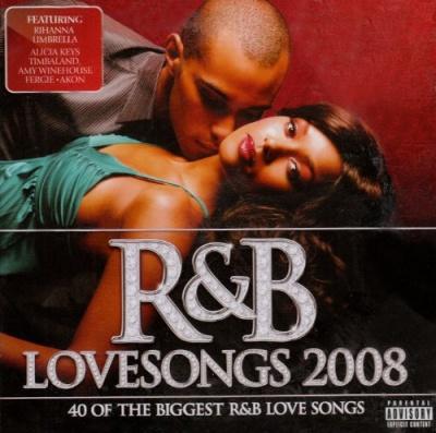 R&B Lovesongs 2008