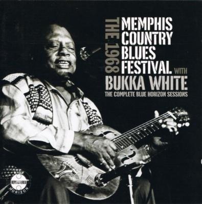 Bukka White: The 1968 Memphis Country Blues Festival