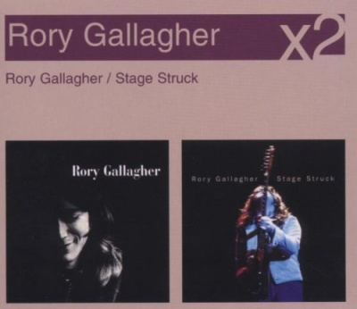 Rory Gallagher/Stage Struck