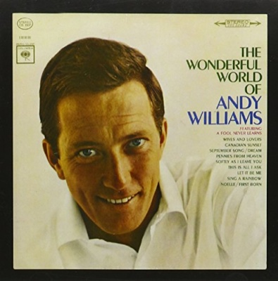 Andy Williams | Album Discography | AllMusic