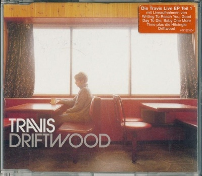 Driftwood [UK CD Single]