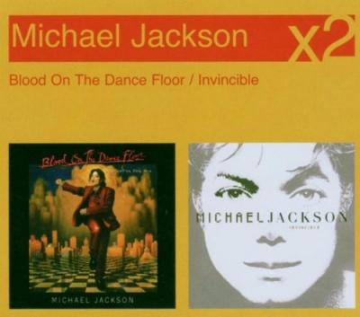 Blood on the Dance Floor/Invincible