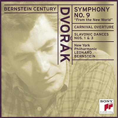 "Dvorak: Symphony No. 9 ""From the New World""; Carnival Overture. Slavonic Dances Nos. 1 & 3"