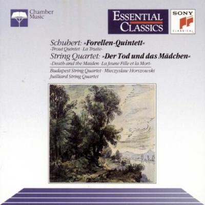 "Schubert: ""Trout"" Quintet/""Death And The Maiden"""