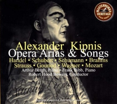 Opera Arias & Songs