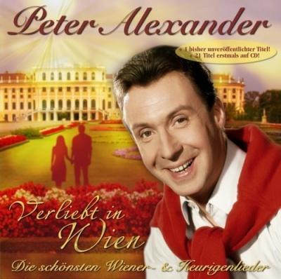 Verliebt in Wien: Die Schönsten Wiener & Heurigenlieder