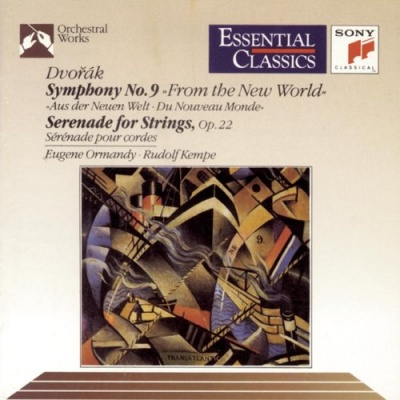 "Dvorák: Symphony No. 9 ""From the New World""; Serenade for Strings, Op. 22"