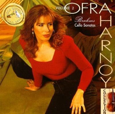 Ofra Harmoy Collection, Volume 2: Brahms Cello Sonatas