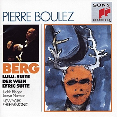 Alban Berg: Lulu Suite; The Wine; Lyric Suite