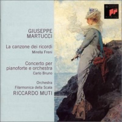 Giuseppe Martucci: La Canzona dei Ricordi; Concerto per Pianoforte e Orchestra