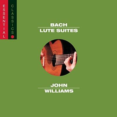 Bach: Lute Suites
