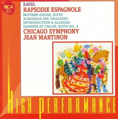 Jean Martinon Conducts Ravel