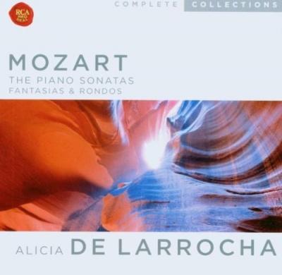Mozart: The Piano Sonatas; Fantasias & Rondos