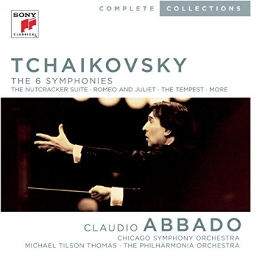 Tchaikovsky: The 6 Symphonies [Box Set]