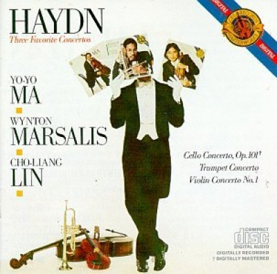 Haydn: Three Favorite Concertos