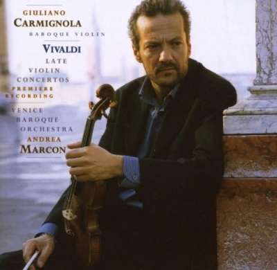 Vivaldi: Late Violin Concertos