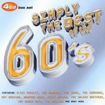 Simply the Best of the 60's [2001 Single Disc]