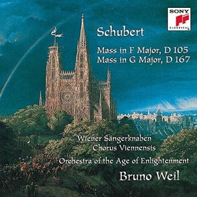 Schubert: Masses, D. 105 & D. 167
