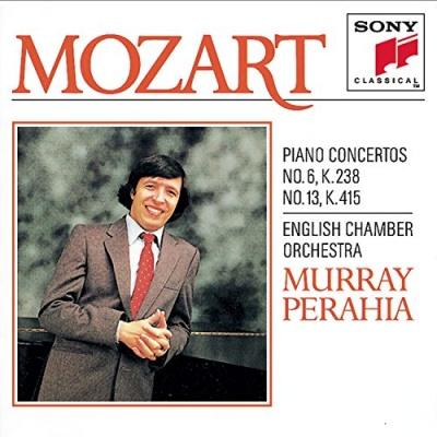 Mozart: Piano Concerti Nos. 6 & 13