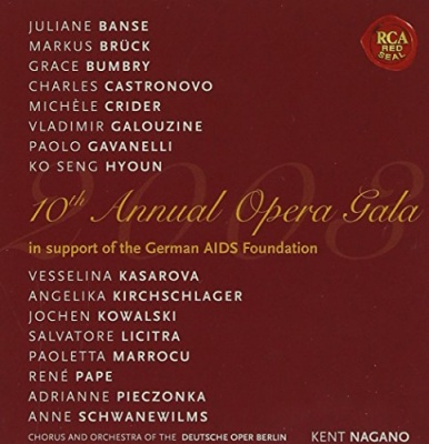 10th Annual Opera Gala in support of the German AIDS Foundation
