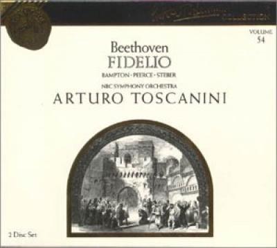Arturo Toscanini Collection, Vol. 54: Beethoven - Fidelio