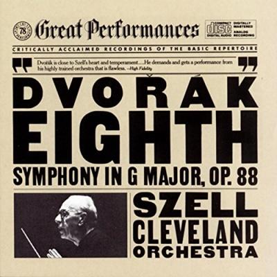Antonín Dvorák: Symphony No. 8
