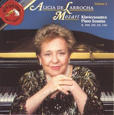 Mozart: Piano Sonatas K. 309, 310, 311,330