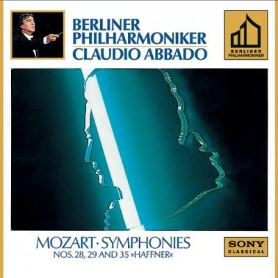 "Mozart: Symphonies Nos. 28, 29 & 35 ""Haffner"""