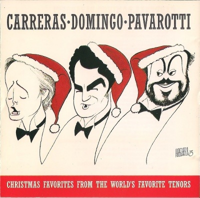 Christmas Favorites from the World's Tenors