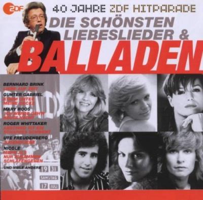 Die Balladen: Das Beste Aus 40 Jahren Hitparade