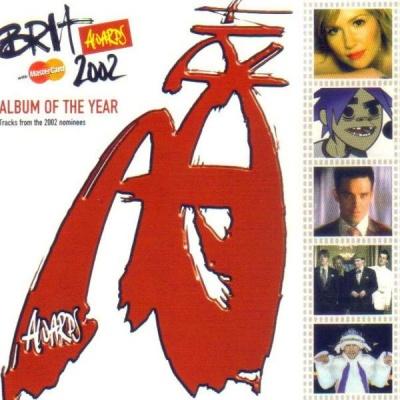 38 Brit Awards 2002 Hits