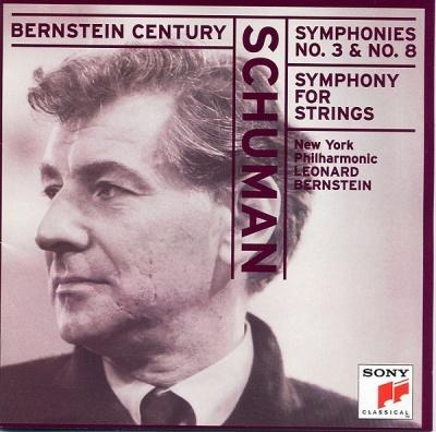 William Schuman: Symphonies Nos. 3, 5 & 8
