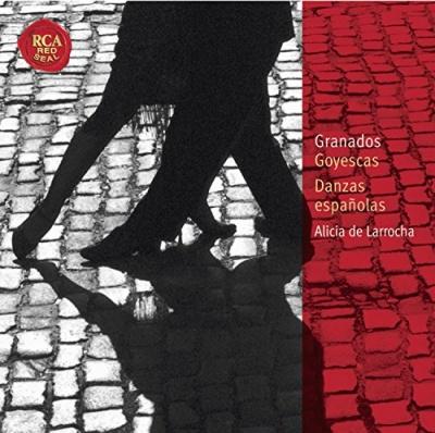 Granados: Goyescas; Danzas españolas