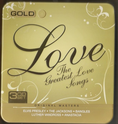 Gold Tin Box Collection: Greatest Love Songs