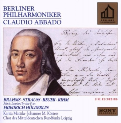 Brahms, Richard Strauss, Max Reger, Wolfgang Rihm: Music Inspired by the Poet Friedrich Hölderlin