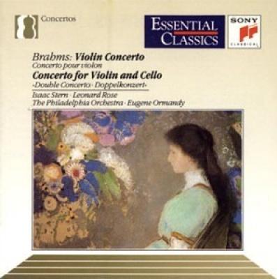 Brahms: Violin Concerto; Concerto for Violin and Cello