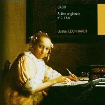 Bach: Suites Anglaises No. 2, 4 & 6