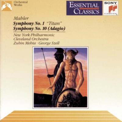 Mahler: Symphonies Nos. 1 & 10