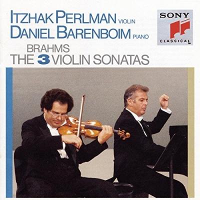 Brahms: The 3 Violin Sonatas [1989 Recording]